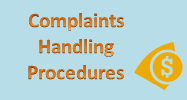 Complaints Handling Procedures
